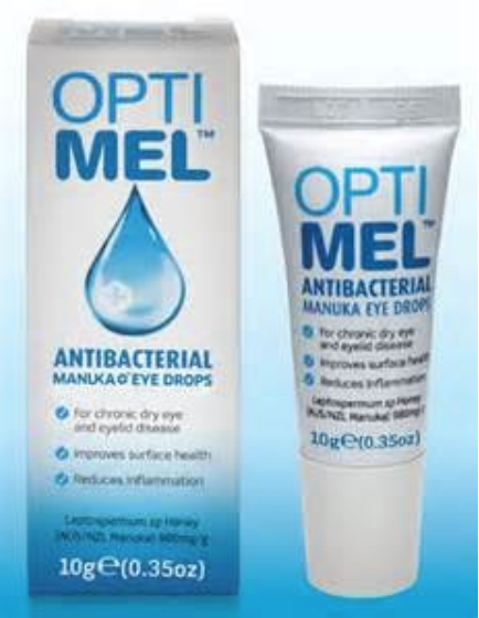 Optimel Eye Drops - Dr Tai Smith